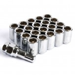 Tuner-nuts chrome (x20)