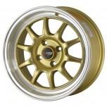 Drag Wheels DR-16 15x8.25 Gold