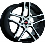 Ruff Racing 954 Concave Black 19x9