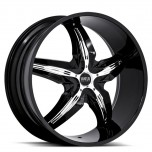 Status Wheels Dystany 22x9
