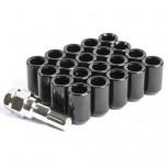 Tuner-nuts black (x20)