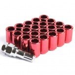 Tuner-nuts red (x20)